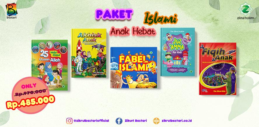 Paket Anak Hebat Islami