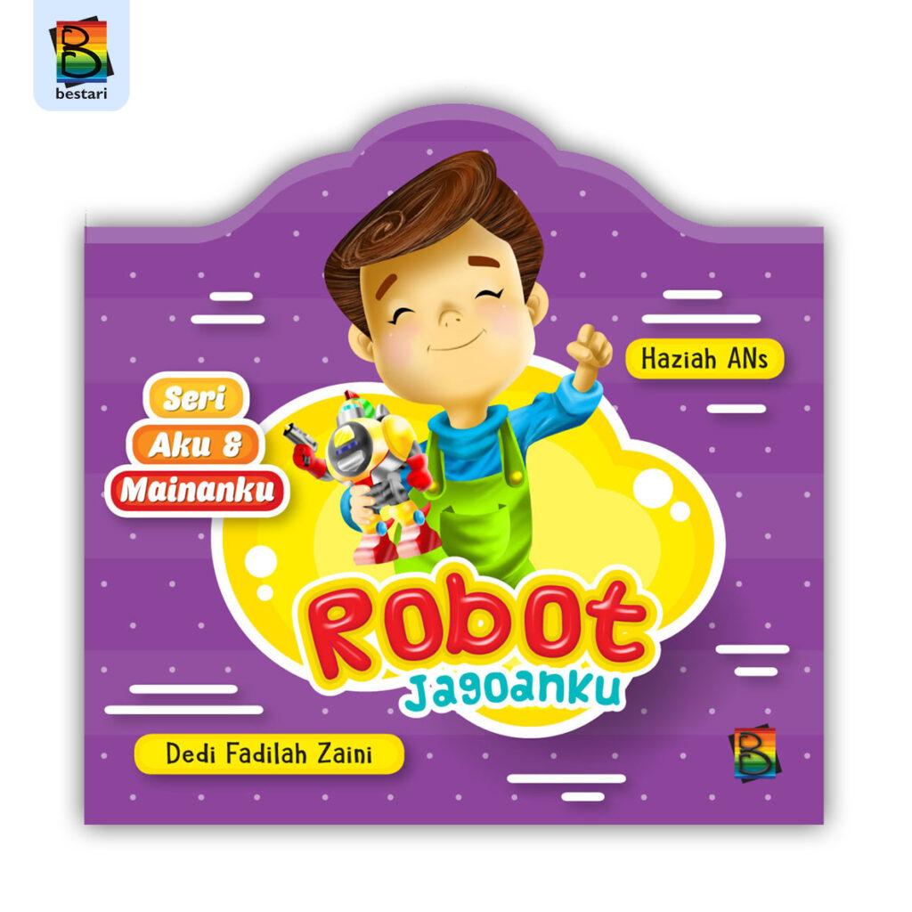 SERI AKU DAN KESUKAANKU - ROBOT