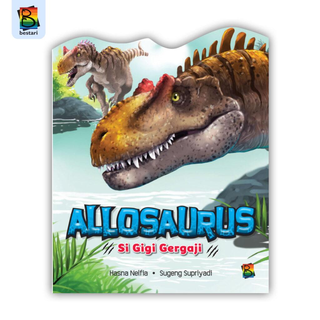 DINOSARUS - Allosaurus