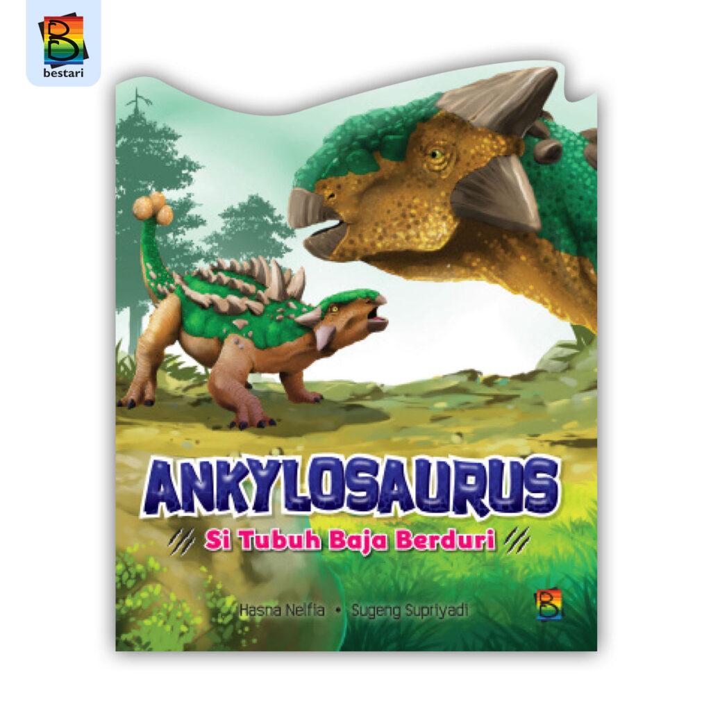 DINOSARUS - Ankylosaurus