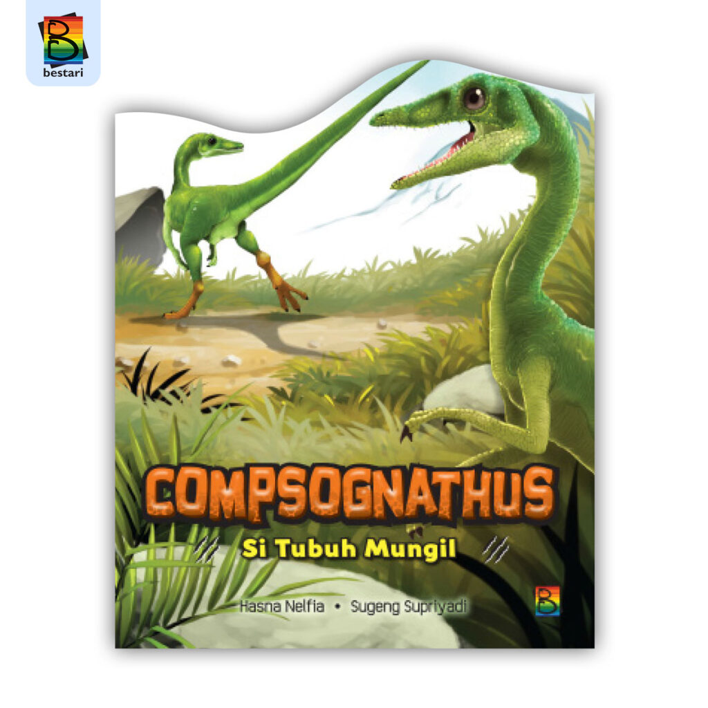 DINOSARUS - Compsognathus