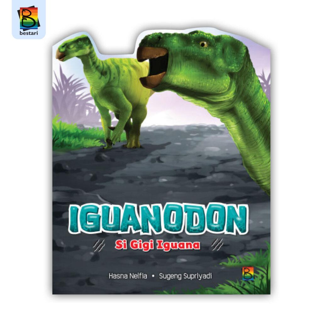DINOSARUS - Iguanodon