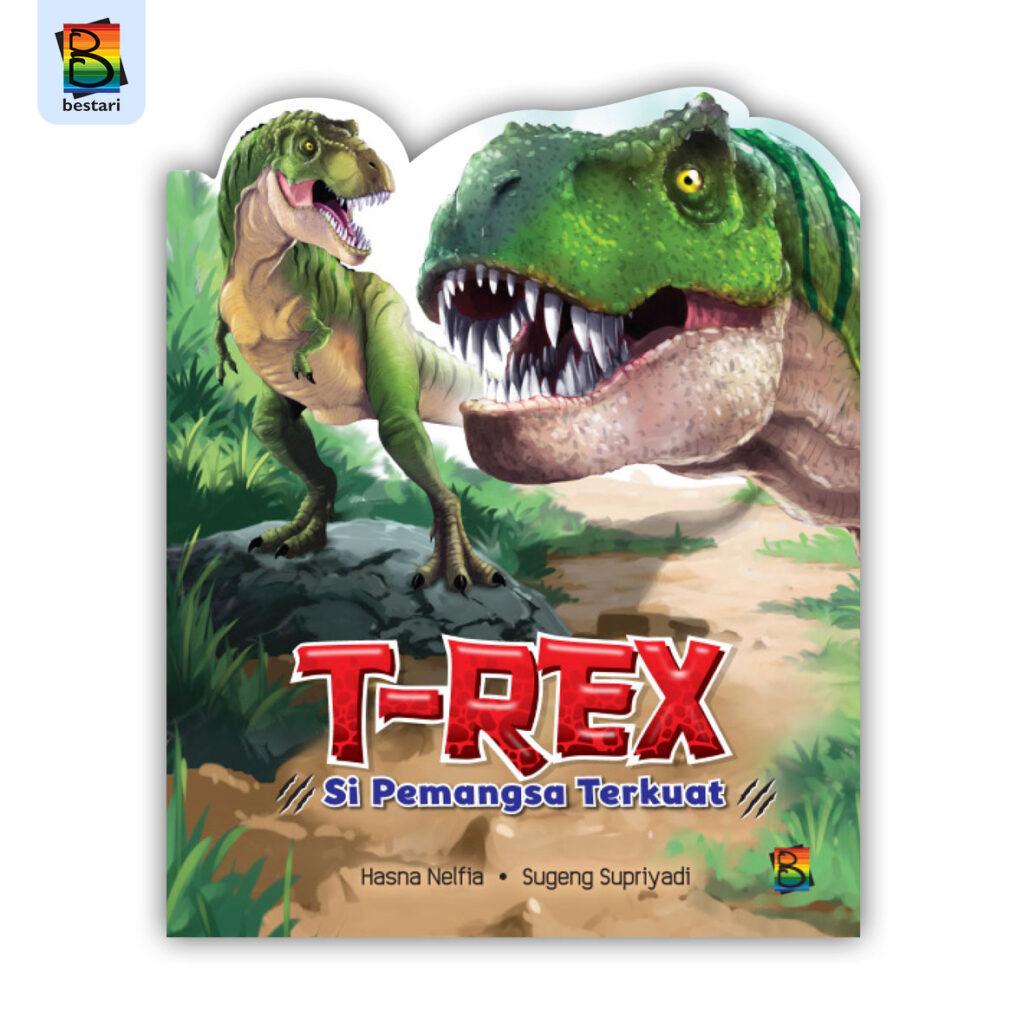 DINOSARUS - t rex