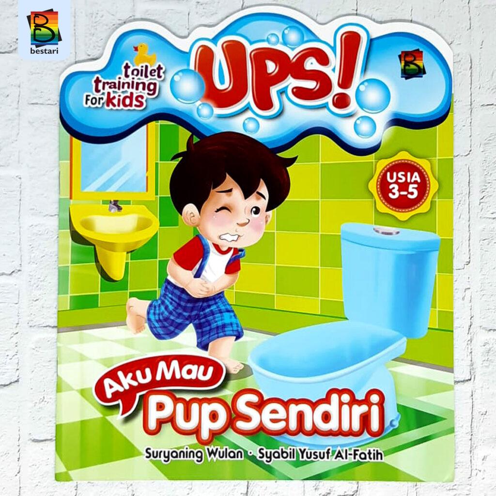 UPS AKU MAU PUP SENDIRI