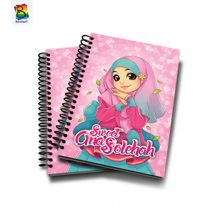 NOTES A5 ANA PINK